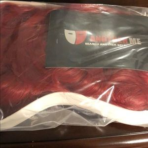 Accessories - Red wig